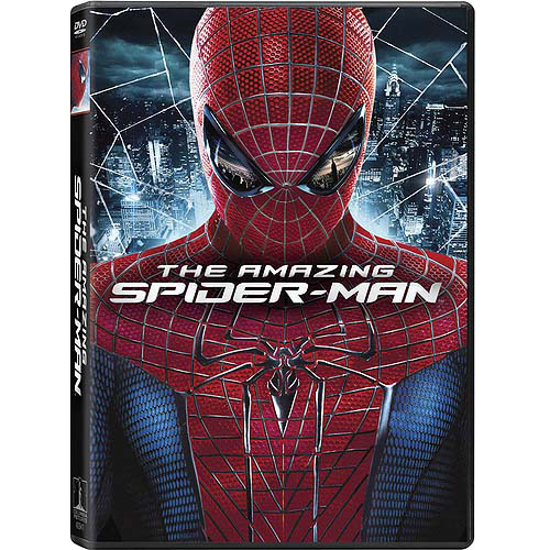 The Amazing Spider-Man (DVD + UltraViolet) (Anamorphic Widescree