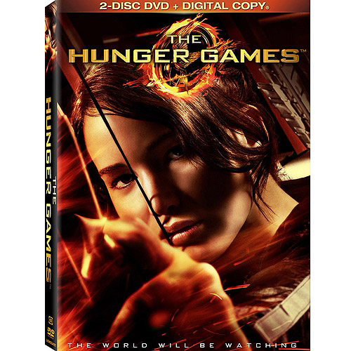 The Hunger Games (2-Disc DVD + Digital Copy) (Widescreen)