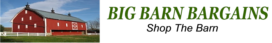 Big Barn Bargains :: Brought to you by www.hsfarms.com